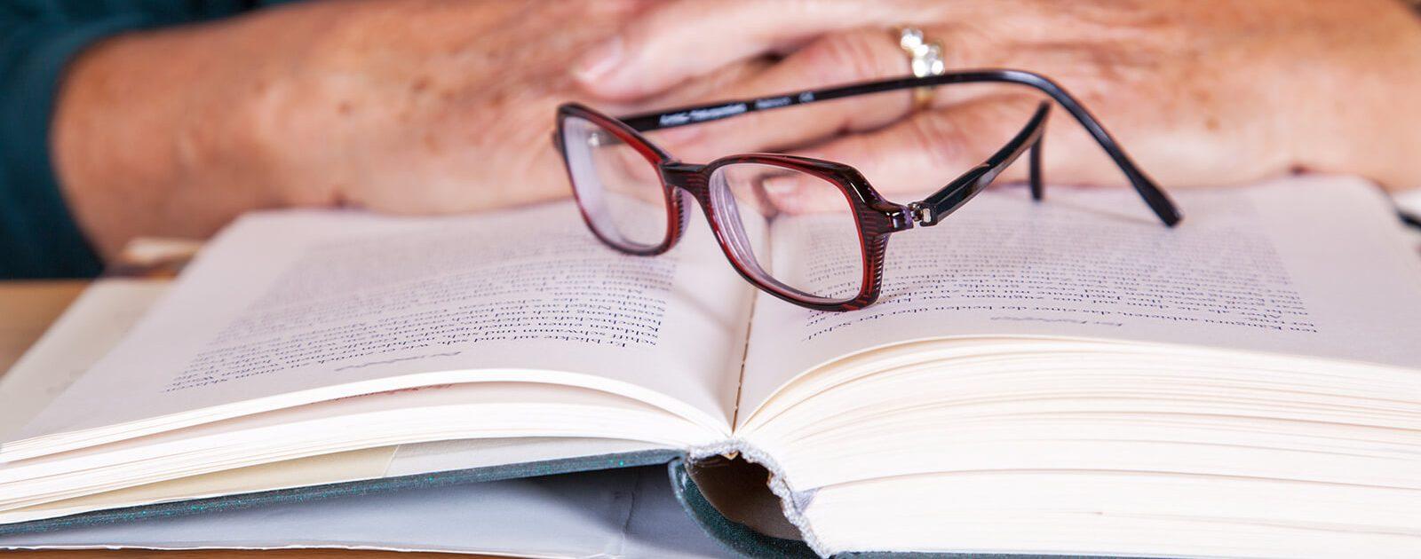 Brille bei Kurzsichtigkeit